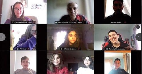 «STANDBYME» :  Πρόκριση στη Β' φάση του Πανελλήνιου Διαγωνισμού Κοινωνικής Καινοτομίας !